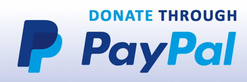 Donate through PayPal